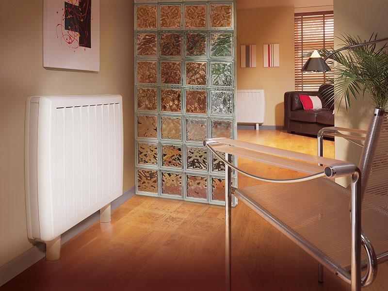 termoconvettore in vetro per camere