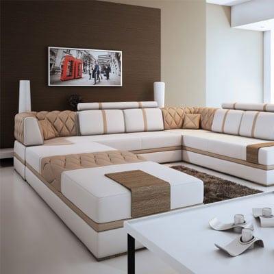 Riscaldamento elettrico per soggiorno